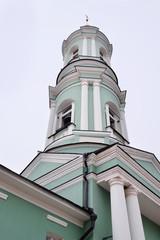 Kozelsk: Vvedensky stavropegic monastery.