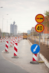 Road Construction Series
