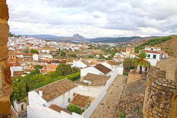 Antequera town Malaga province Andalusia Spain