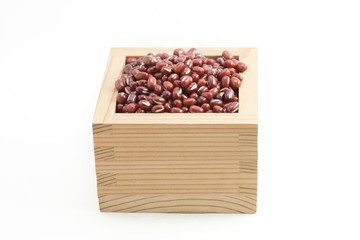Japanese adzuki, azuki, aduki beans