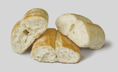 Pan horneado recién hecho, la Marraqueta