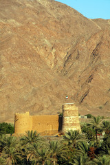 Al Bithna Fort, near Fujaira