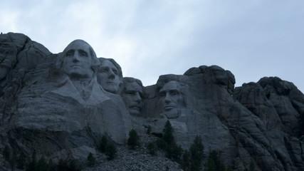 Mount Rushmore - Time Lapse
