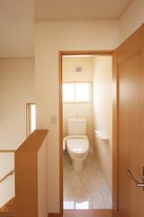 住まいのトイレ