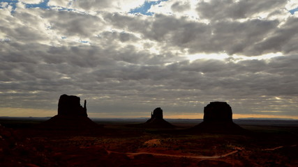 Monument Valley Time Lapse - Pretty - Clip 2