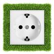 umweltfreundliche grüne energie