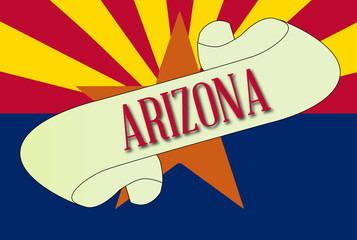 Arizona Scroll