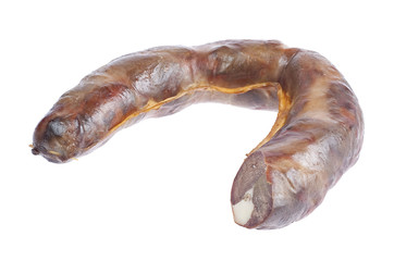 Kazy - traditional Kazakh horse meat sausage