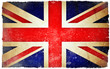 Great Britain grunge flag - 78883817