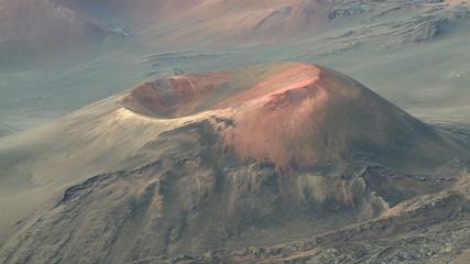 Haleakala National Park Crater Volcano Time Lapse