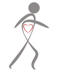 yürüyüş kalbinize iyi gelir