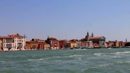 Grand Canal. Venice
