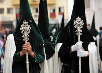 Semana Santa en Sevilla, Andalucía, España