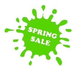 Farbklecks Spring Sale