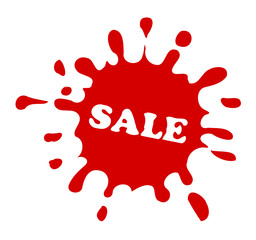 Farbklecks Sale