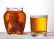 Kombucha superfood drink in glass - 78888208