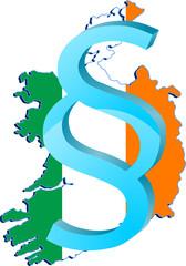 paragraf i irlandia