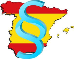 paragraf i hiszpania