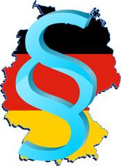 paragraf i niemcy