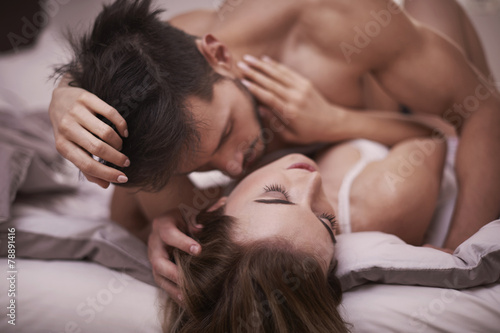 Intimate moments for this couple