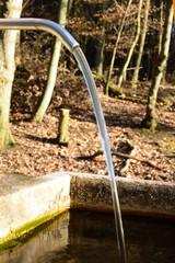 Brunnenwasser, h.