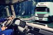 truck cockpit - 78894412