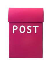 Cerise mailbox