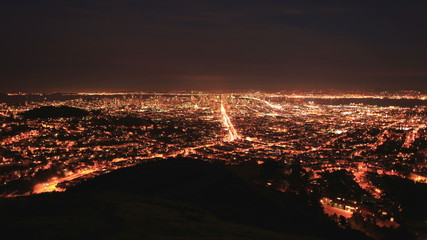 Time Lapse of San Francisco Day / Night
