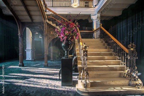 Stairs in the interior - 78897403