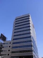日本橋の青空②
