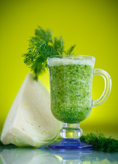 vegetable smoothie cabbage