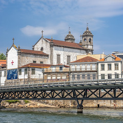 Portugal, Porto. Church of the Brotherhood of the Holy Souls and