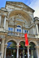 Facade of  the Municipal Theatre of Avignon