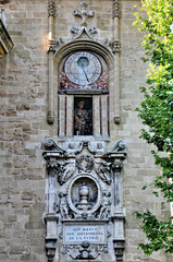 Aix en Provence, orologio