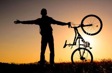 bike&sunrise