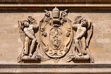 Avignone, stemma