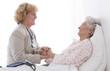 Consultation à domicile senior femme