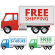 Free Shipping and Free Delivery Truck - 78911850