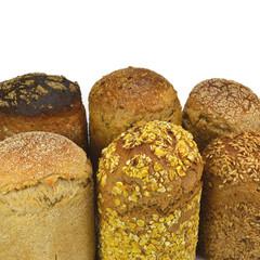 verschiedene Dosen - Brote