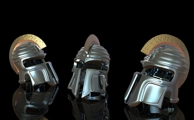 helmet Gladiator