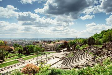 Roman Amphitheatre, Lyon, France