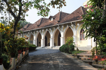 Bisop house at Fort Cochin