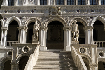 Doge Palace Giant Staircase