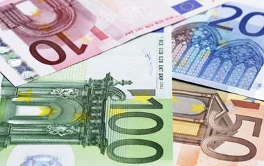 Euro, shallow DOF