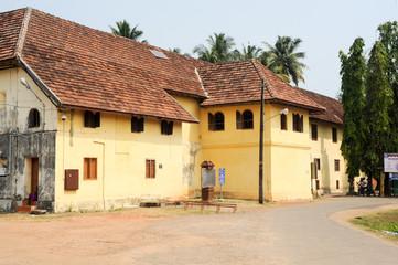 The Mattancherry palace a Cochin