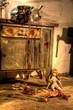 ������, ������: Horror im Keller
