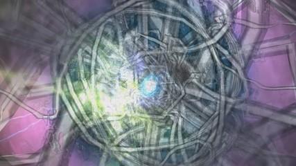 Digital Animation of magic Flashes