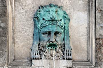 Arles, fontana