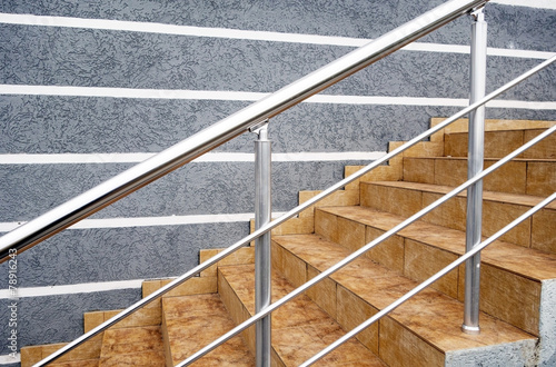 Aluminium Trappen Flight Of Stair Steps
