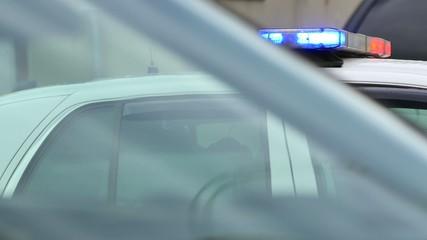 Crime scene stock 4k video footage